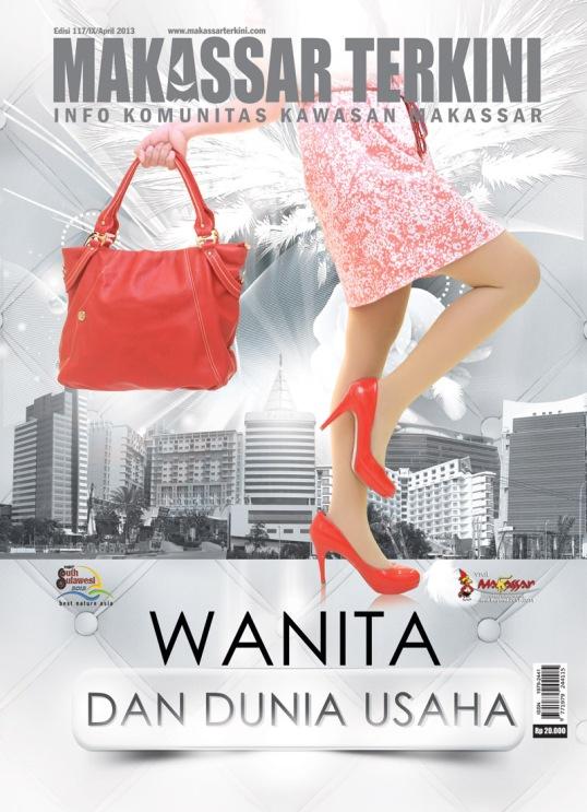 Majalah Makassar Terkini Edisi April 2013