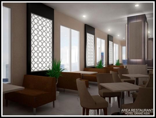 Grand Asia Hotel Resto